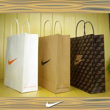 歐美名品牌禮品袋 專柜原版服裝手提袋 圍巾紙袋包裝購物袋拎袋子