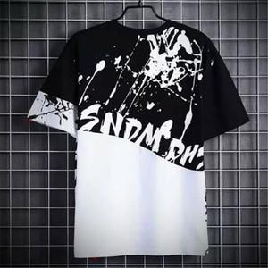 អាវបុរស Loose Short-sleeved T-shirt PZ533790