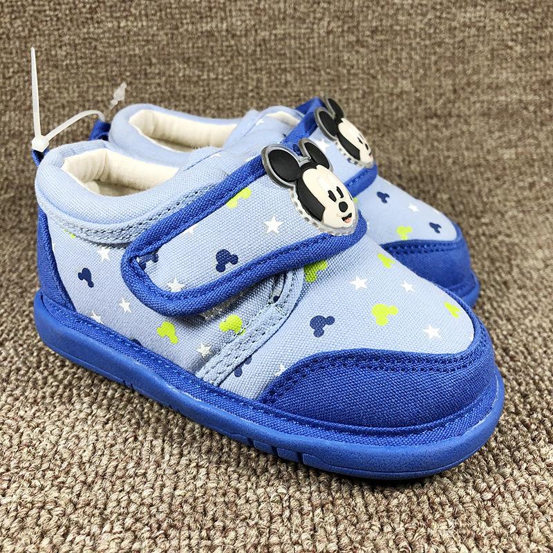 春夏小熊童鞋男女宝宝学步鞋特价软底机能品牌小童BB鞋清货