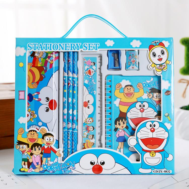 创意六一儿童文具套装礼物幼儿园毕业生日礼品小学生学习用品礼盒