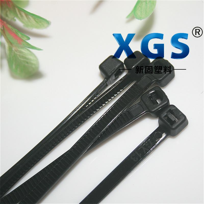 国标尼龙扎线带 XGS-5X550 250条/包 自锁式尼龙扎带