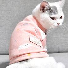 宠物小狗狗衣服泰迪秋冬装猫咪服饰幼猫小猫无毛猫斯芬克斯猫冬季