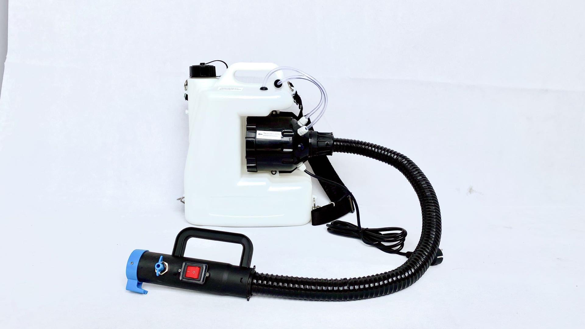 220/110v美国电动超低容量消毒防疫ULV背负式FOGGER弥雾机喷雾器