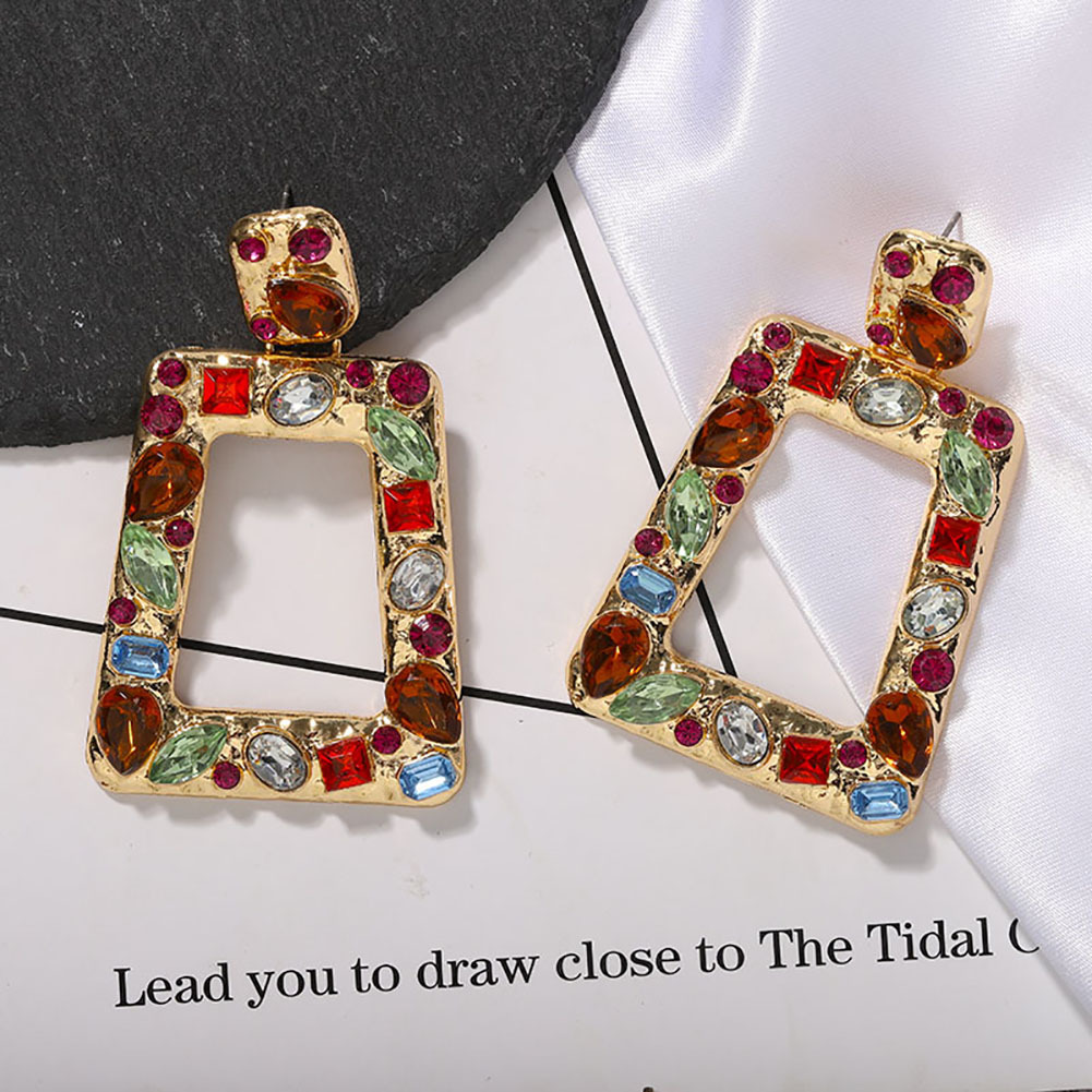 Jewellery for women new fashion party earrings cheap wholesales yiwu  NHJQ202606
