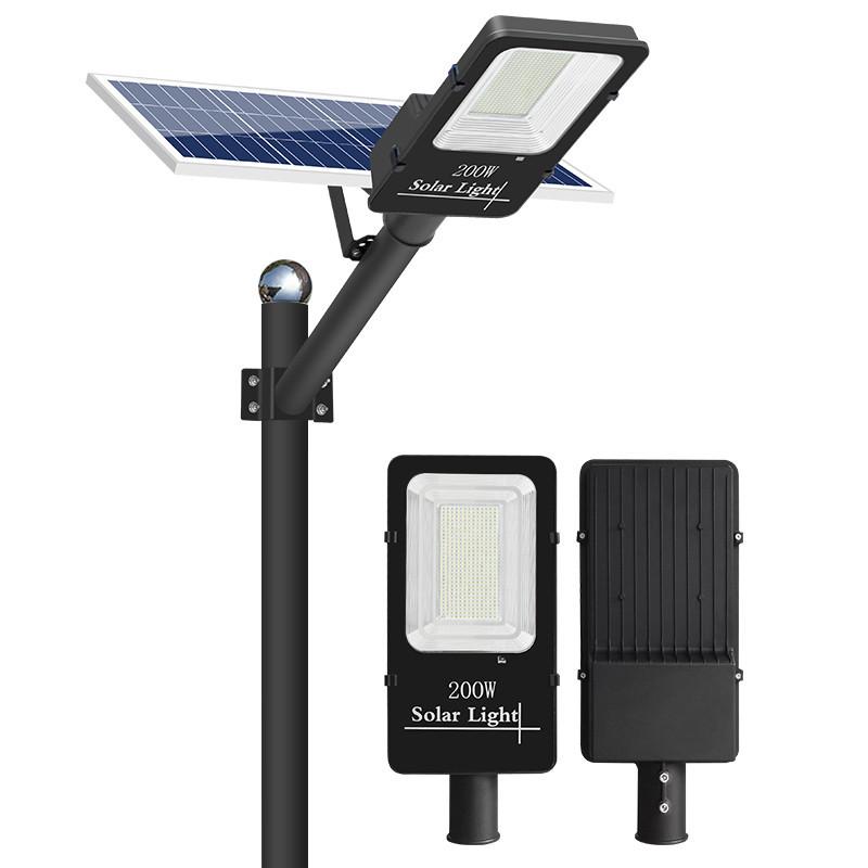 Huapai جديد للطاقة الشمسية ضوء الشارع في الهواء الطلق للماء حديقة المنزل ضوء أدى ضوء الشمسية تقسيم مبيعات المصنع مباشرة