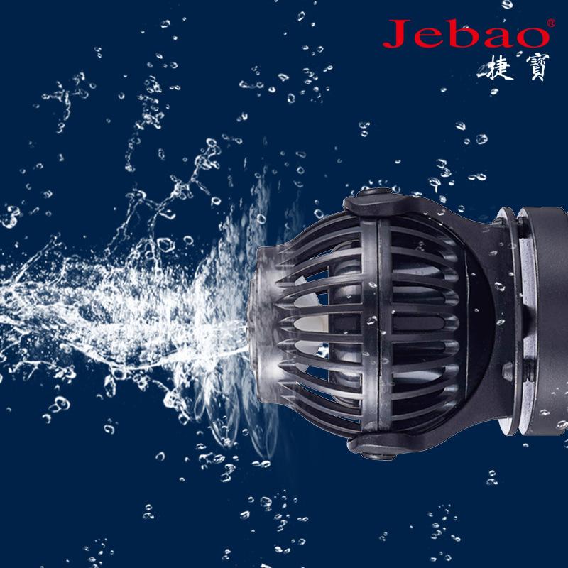 捷宝SOW鱼缸正弦波造浪泵变频超静音淡海水冲浪水族迷你无线联动