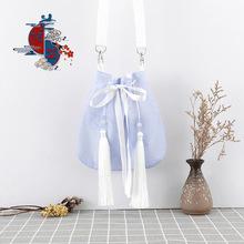 原創新款民族風包包女源頭工廠一件代發漢服配飾小仙女包包中國風