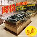 KTV茶几发光茶几不锈钢酒吧KTV桌子厂家定制钢化玻璃KTV欧式茶几