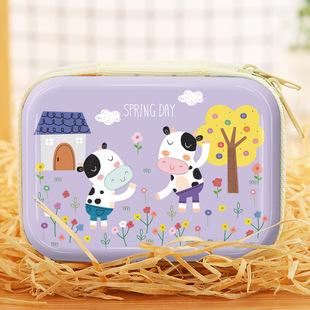 Children's Day Cartoon Creative Gift Coin Purse Anime Peripheral Toy Gift Small Purse Customizable Logo