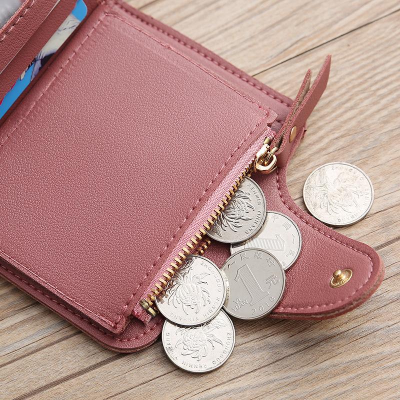 Korean threefold coin bag NHLAN337265