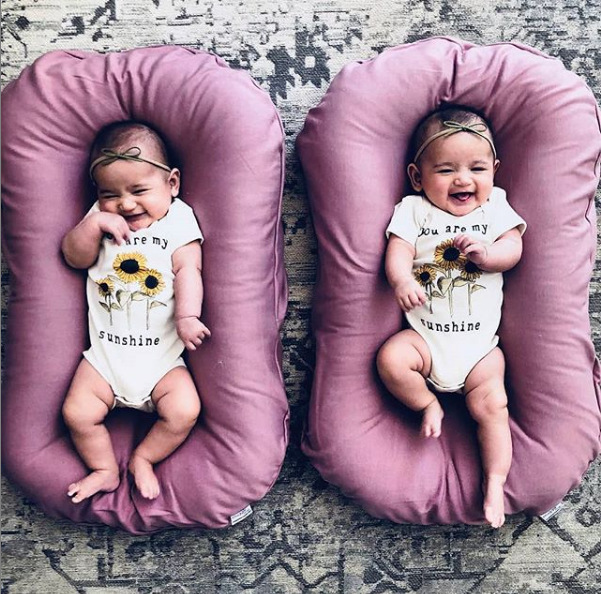 let baby have fun while sleeping