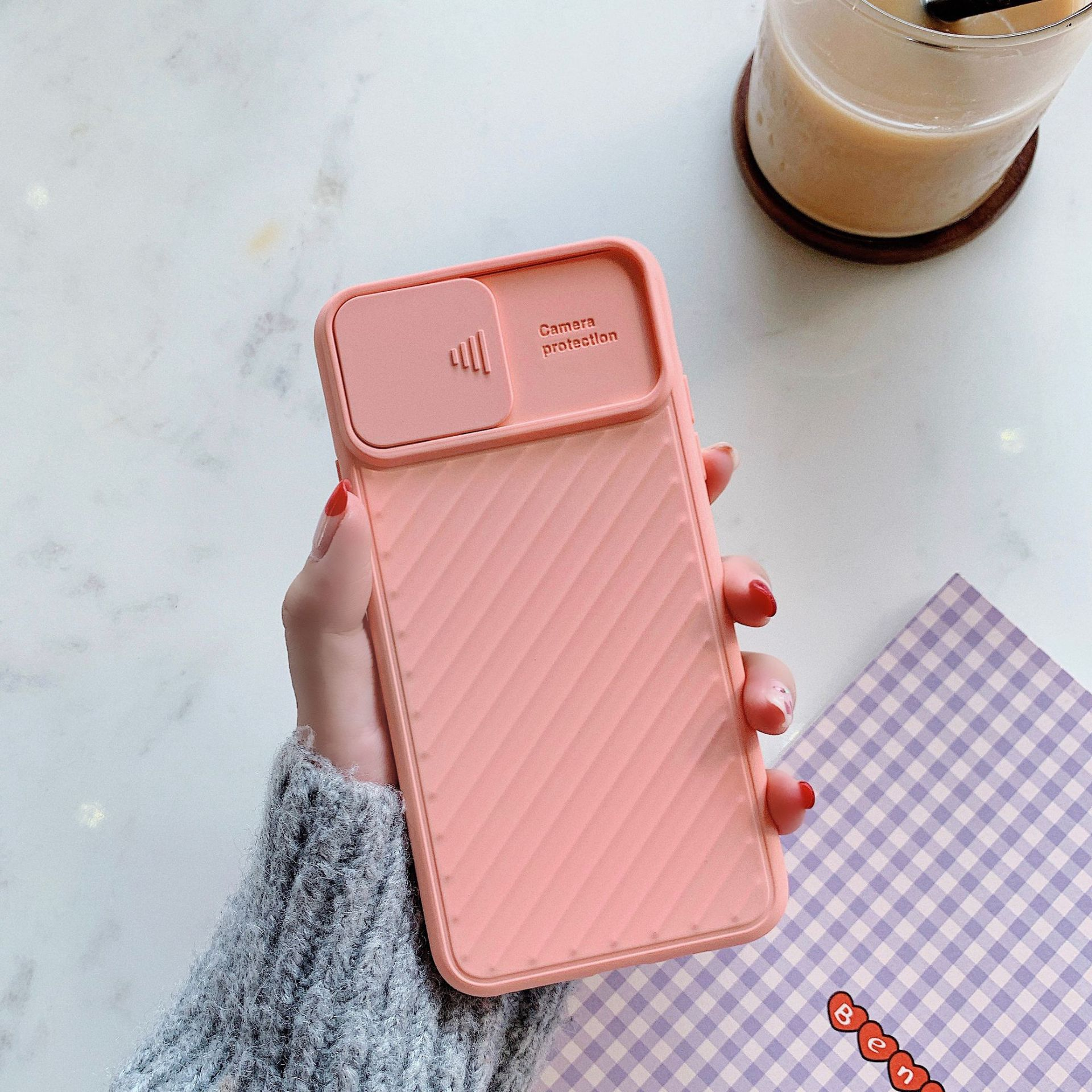 Silicone phone case for iphone 11 Apple XSmaxTPU soft protective cover NHKI205480