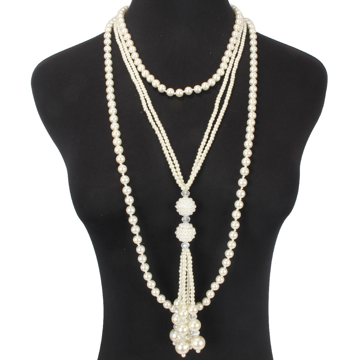 New fashion necklace jewelry pendant pearl necklace wholesale NHCT211616
