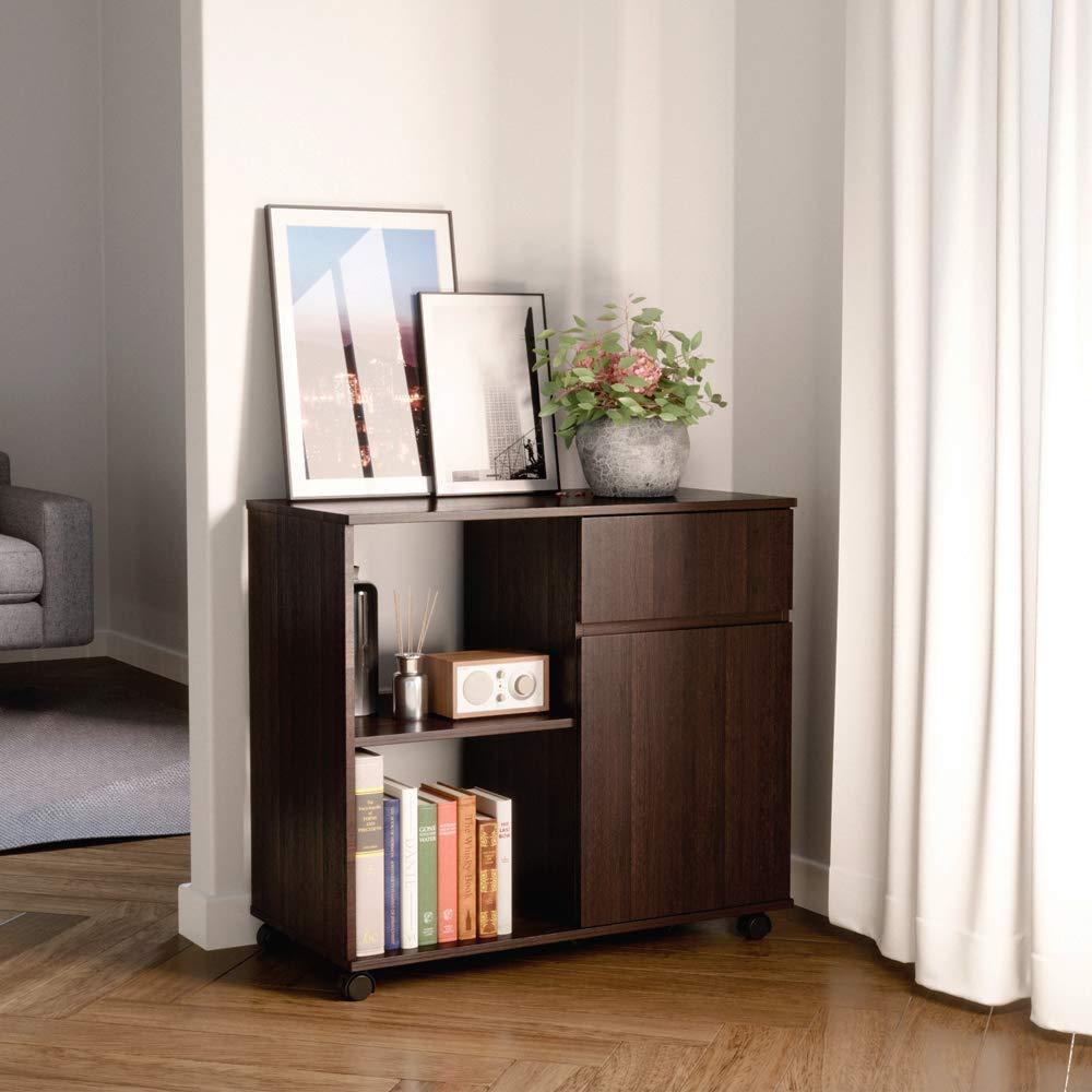 可批量定制储存柜文件柜木质储物柜家用智能办公拖柜斗柜活动柜