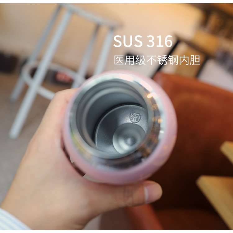 stainless steel cup with straw  NHtn276000