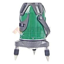 赫力斯HELISI激光標線儀投線儀水平儀JG4V1H 綠光2/3/5線鋰充兩用