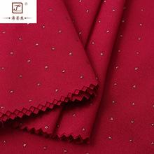 50*75弹力花瑶点塑可用于制作上衣时装休闲服衬衫连衣裙等服饰