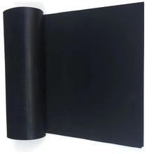生產導電硅膠片材電阻低 導電膠片耐高溫導電墊片150歐200歐 定制