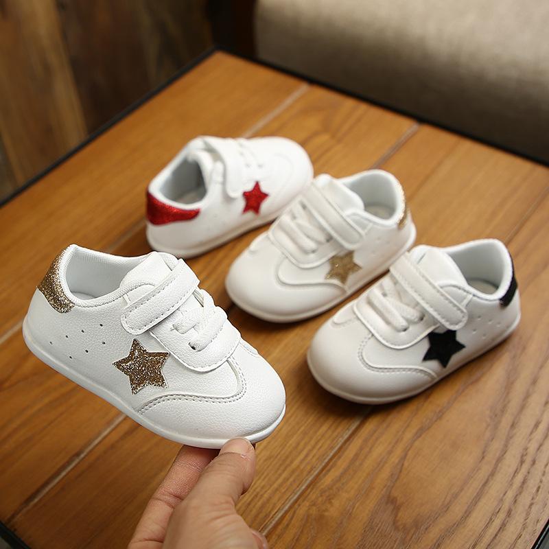 一件代发女童婴儿0-2岁小童休闲鞋男宝宝学步鞋单鞋2020春秋新款