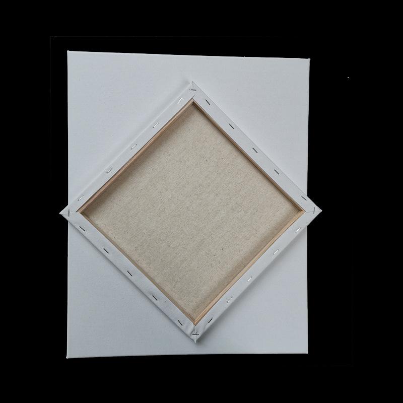 中昇画材厂家直销丙烯油画颜料380g亚麻画布框油画框帆布画框定制