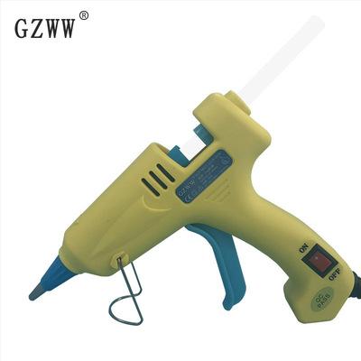 【源头工厂】幼儿园手工7毫米热熔胶棒专用30W热熔胶枪