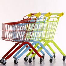 现货供应儿童购物车 小型购物车 超市儿童迷你手推购物车批发