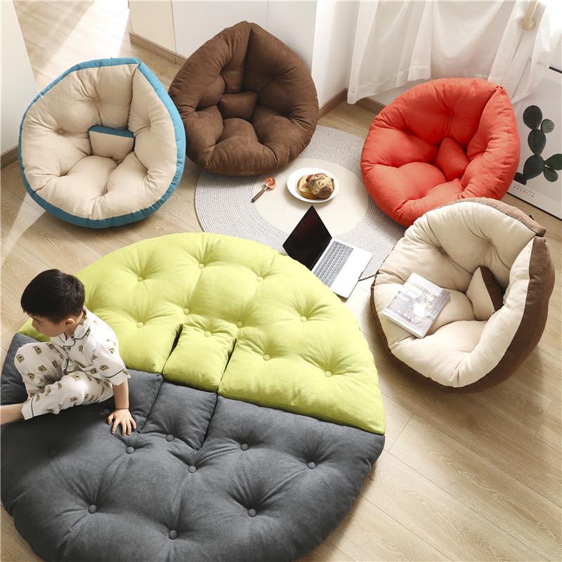 多功能懒人沙发折叠 豆袋跨境专供爆款儿童休闲沙发游戏地垫沙发