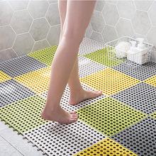 浴室防滑垫地垫淋浴房防滑拼接地垫进门卫生间地垫酒店卫浴垫子