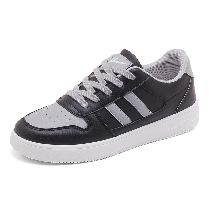 Pull back official flagship store men's shoes white shoes men's fall/winter 2020 new casual trendy board shoes 559202