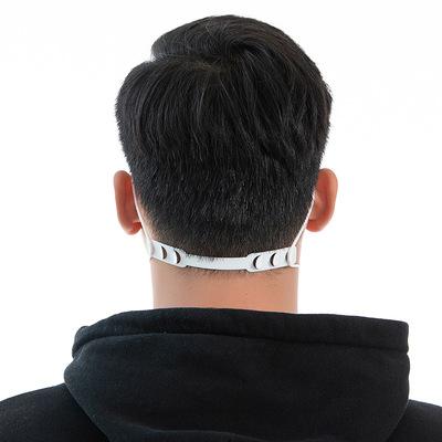 货源防不勒耳朵挂钩耳戴式头戴式儿童口罩挂扣口罩绳耳挂调节神器耳疼批发