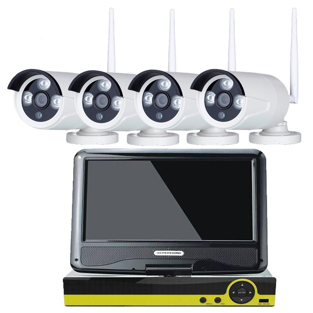 LCD NVR kit-2