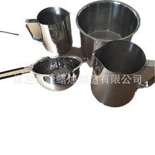 【特卖】赤华蜡烛制作工具DIY蜡烛材料不锈钢化蜡锅刻度蜡杯套装