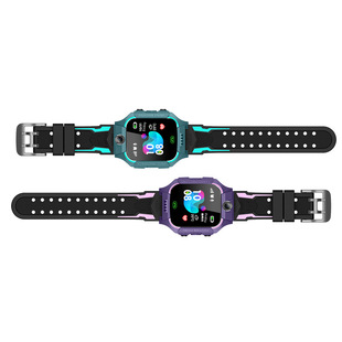 New children's phone watch, micro-chat camera positioning watch phone, student smart watch factory direct sales