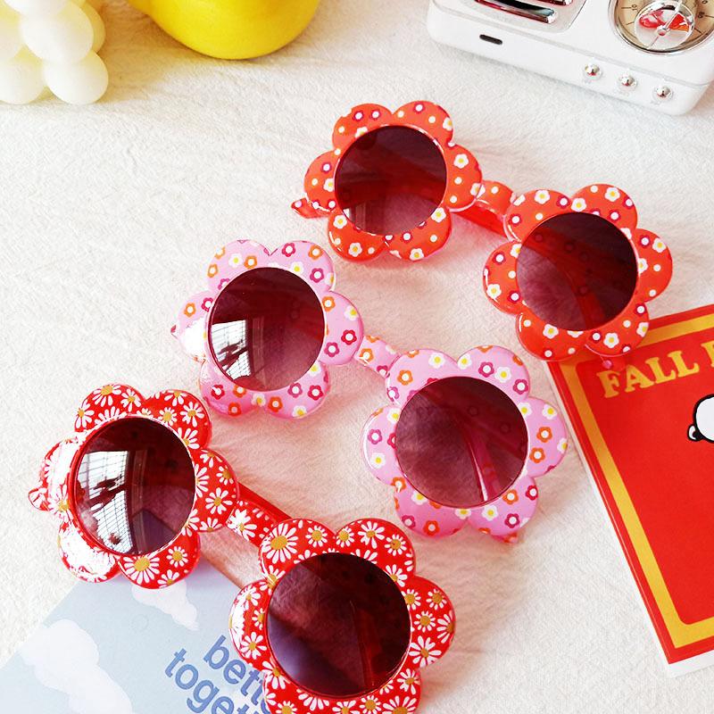 flowers childrens UV protection sunglasses  NHBA282212