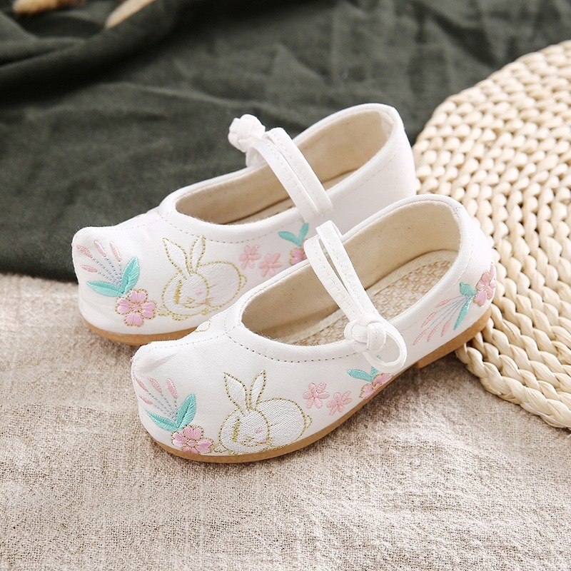 baby princess shoes students ancient performance shoes
