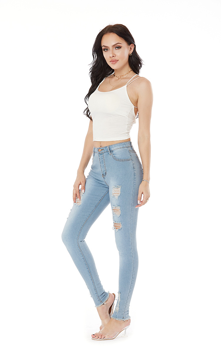 stretch wash slim fit jeans NSSY9482