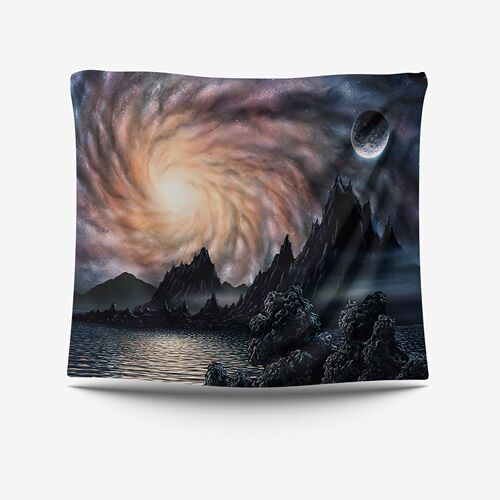European and American decorative tapestry Nordic style background cloth background wall decoration cloth tapestry home decoration