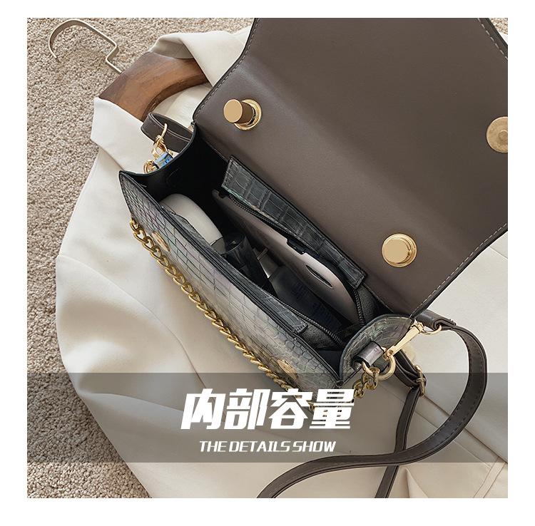 new trendy casual  wild crossbody bag NHRU282727