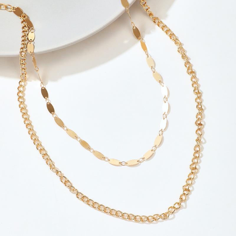 collier pendentif perle carre en alliage de cinq toiles en alliage de plume turquoise de mode pour les femmes NHGY248156