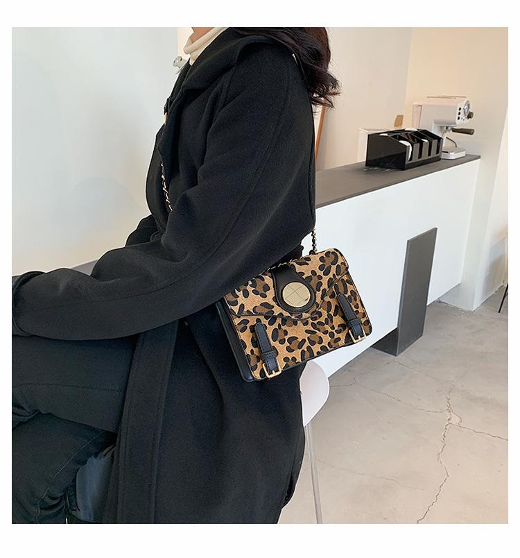 fashion one shoulder small square bag NHJZ285831