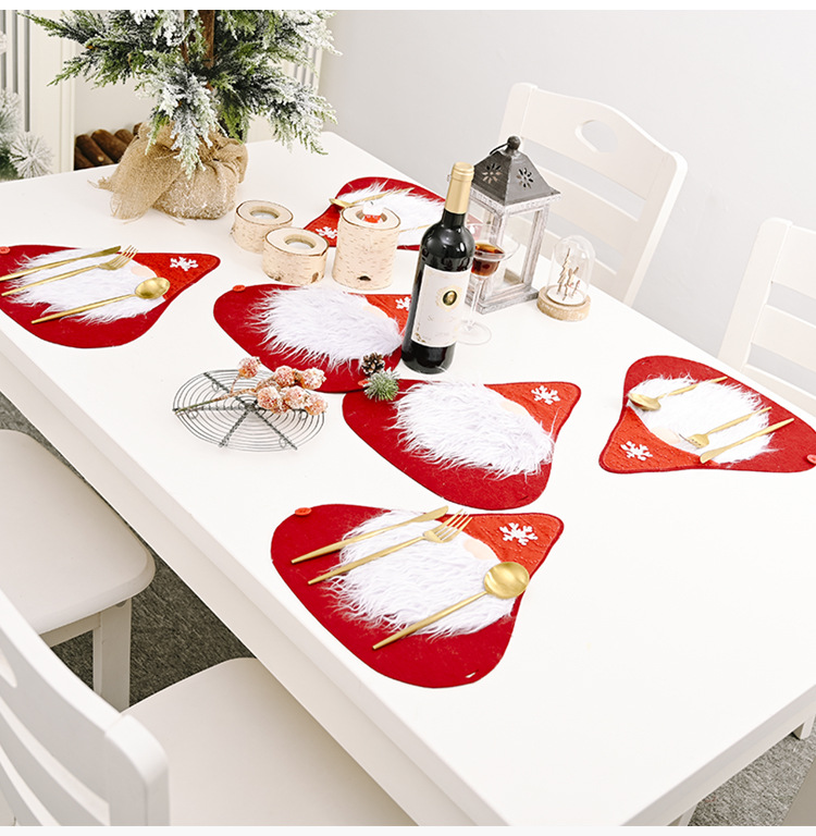 New  Creative Elderly Supplies Tablecloth Family Placemat NHHB282707