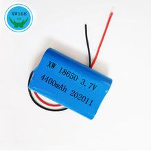 3.7V 7.4V18650锂电池组电动工具照明设备锂电池