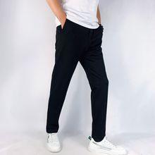 男裤秋冬新款2020男士时尚韩版修身长裤直筒男式长裤品牌男装