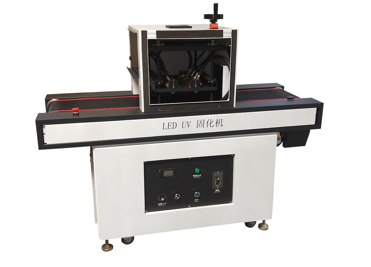 电容屏低温固化灯印铁机加装UV设备低温水冷LEDUV固化系统SCA固化