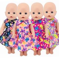 18 дюймов 43 см одежда для кукол Shaf Zapf babyborn кукла одежда платье с лацканами внешняя торговля