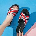 女式凉拖2020新款夏季经典时尚百搭韩版休闲凉鞋女海边情侣沙滩鞋