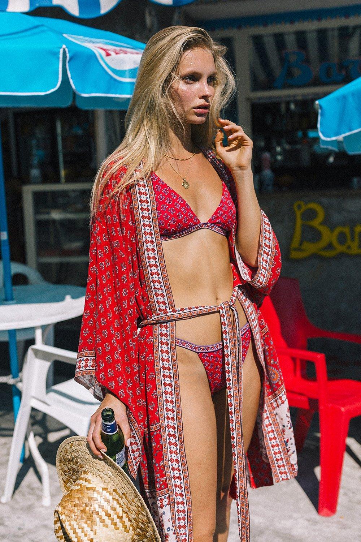new women's hot spring dress beach skirt sunscreen beach holiday cardigan NSDF522