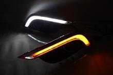 厂家直销 适用于15款雪佛兰爱唯欧日行灯 LED日间行车灯 雾灯改装