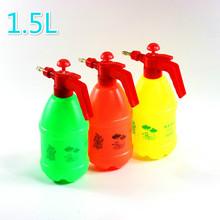0.8/1.5L塑料杆气压手压式喷壶 园林浇花喷壶 日用百货10元货源