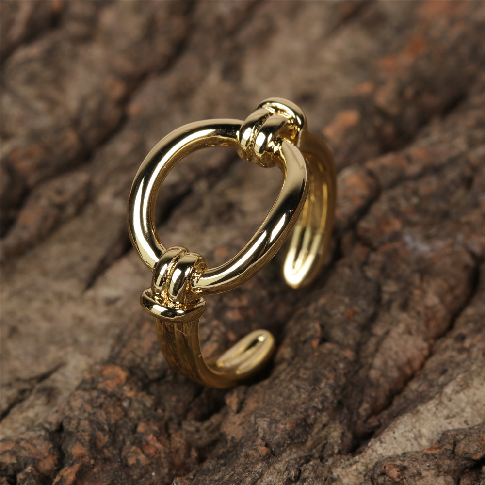 simple index finger ring  NHPY292031